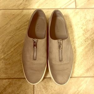 Vince platform sneakers shoes size 9